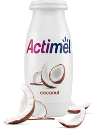 Actimel Coconut Cultured Yogurt Shot