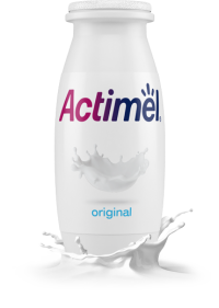 Actimel Original Cultured Yogurt Shot